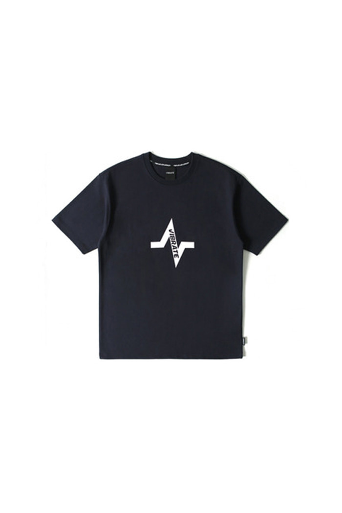 RESONATE T-SHIRT (NAVY)