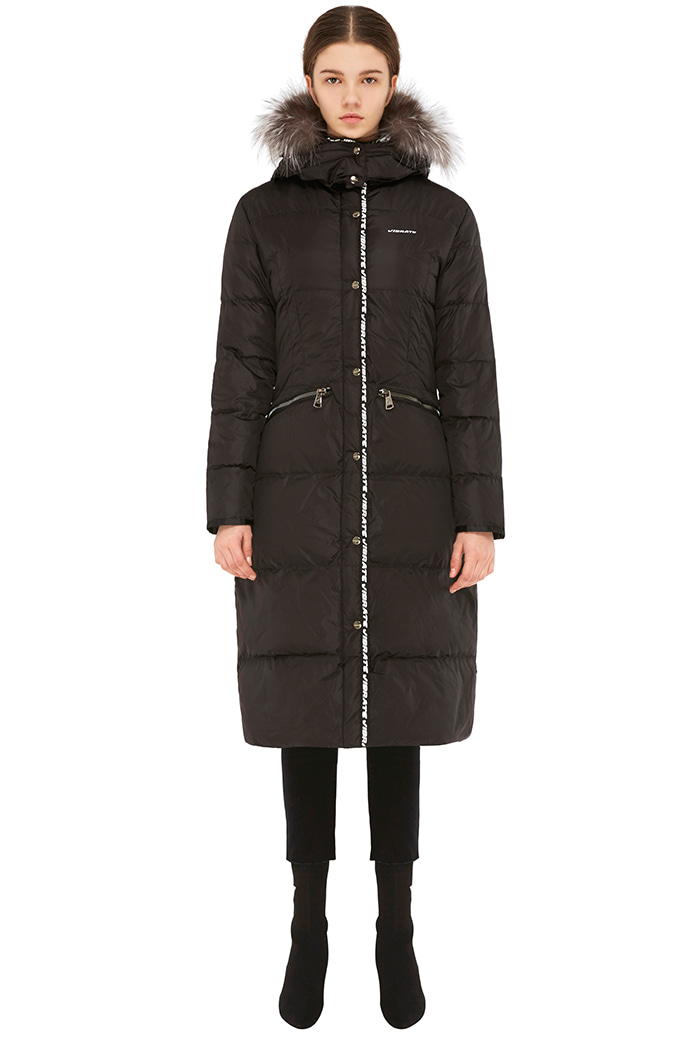 EXPEDITION LONG DUCKDOWN JACKET (BLACK)