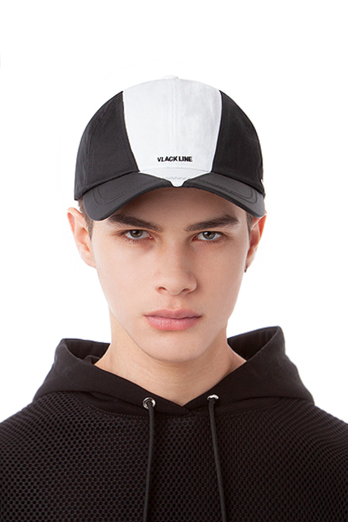 CLEFT INTO BALL CAP (BLACK)