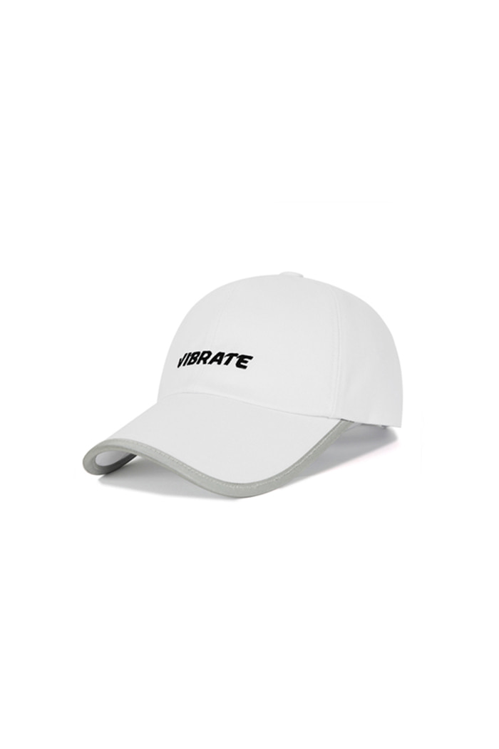 SCOTCH PATCH BASIC LOGO BALL CAP (WHITE)