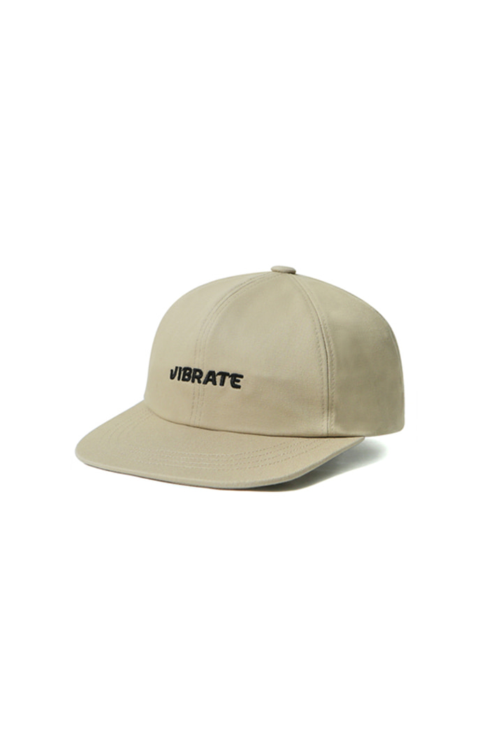 RAW STRAP BB CAP (BEIGE)