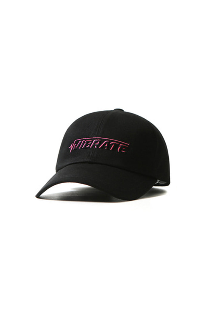 REVOLUTION BALL CAP (BLACK)
