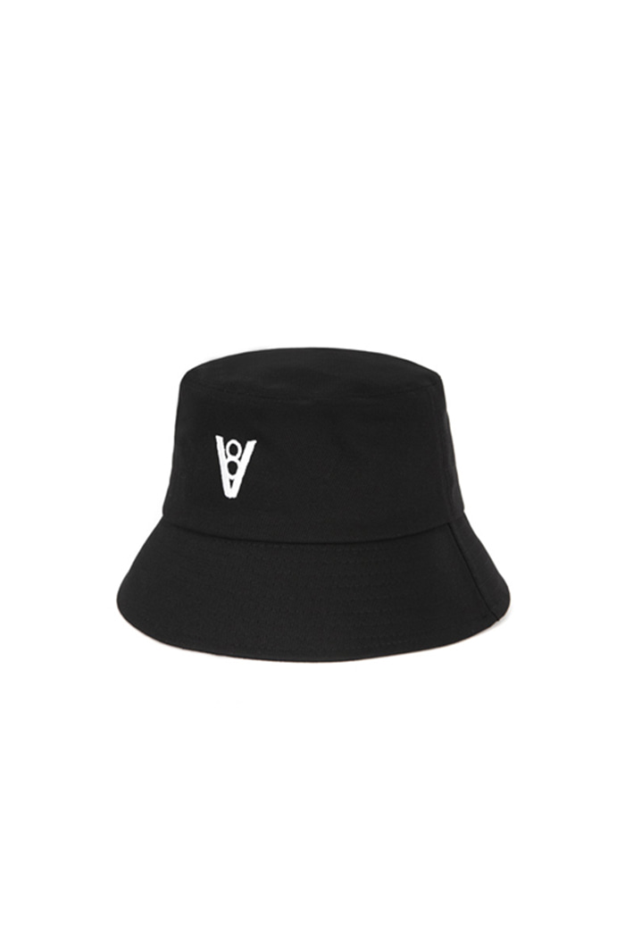 BASIC BUCKET HAT (BLACK)