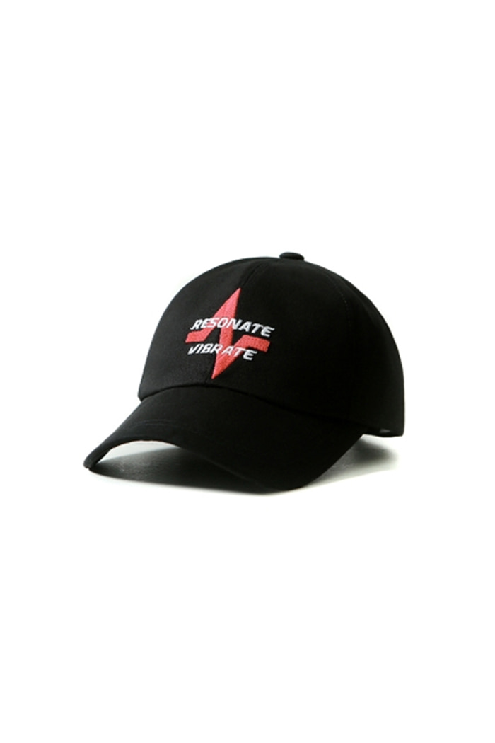 RESONATE BALL CAP (BLACK)