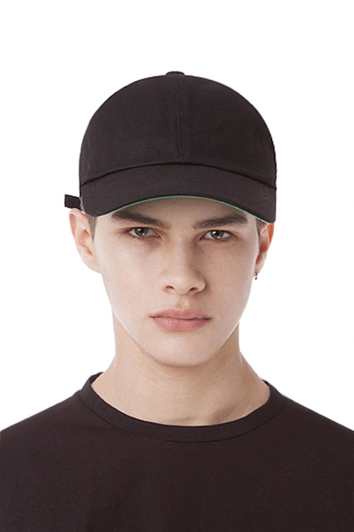 SSO FANXY BALL CAP (BLACK)