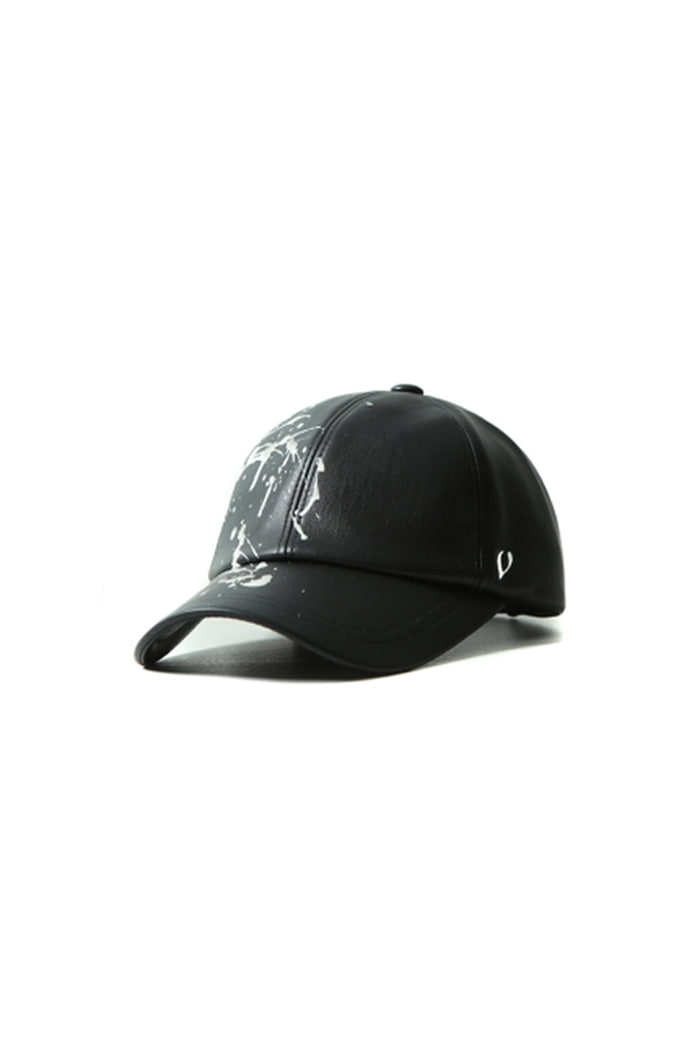 VIBRATEKIDS - PAINTING BALL CAP (BLACK)