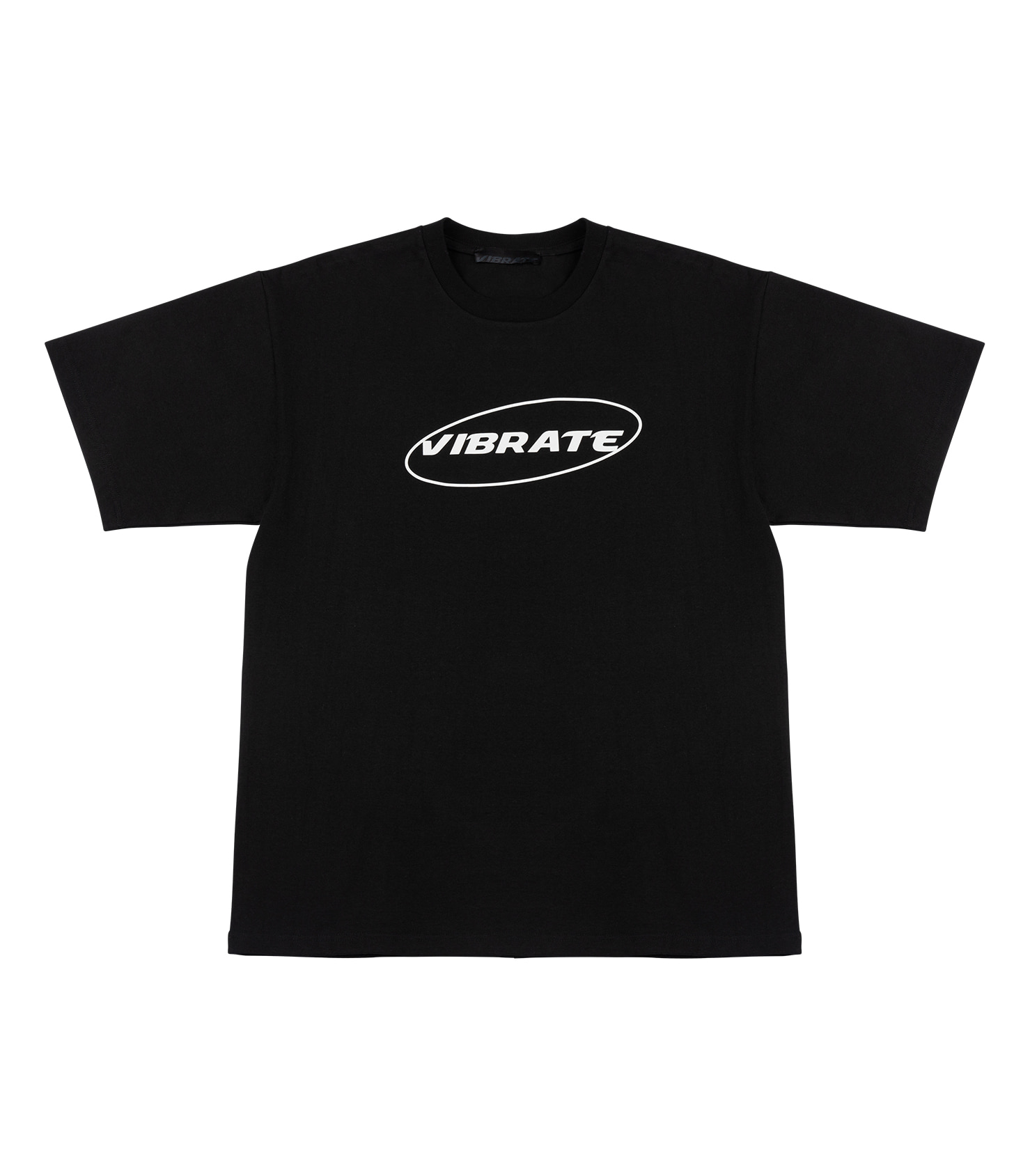 V FLASH M009 T-SHIRT (BLACK)