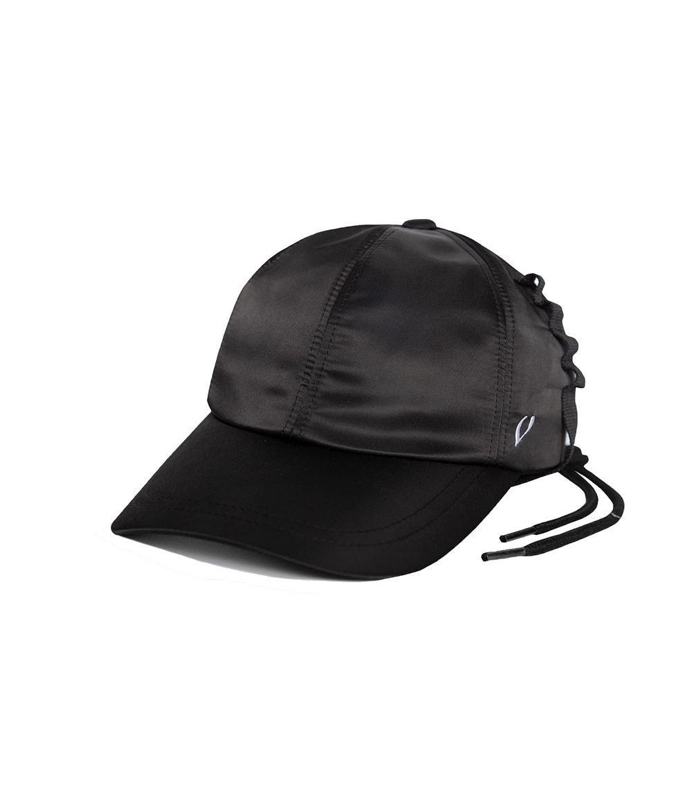 PEN HOLDER BALL CAP (BLACK)