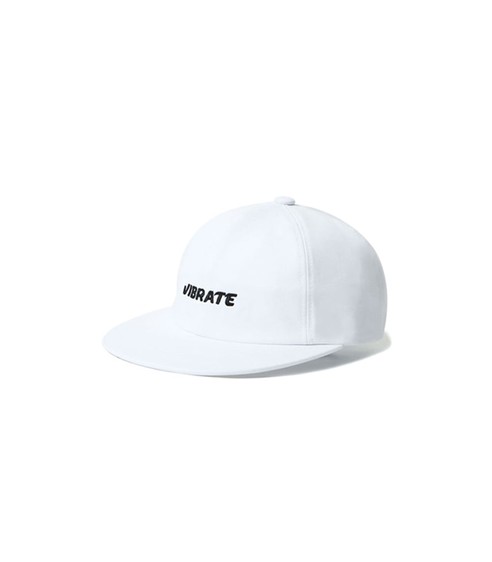 RAW STRAP BB CAP (WHITE)