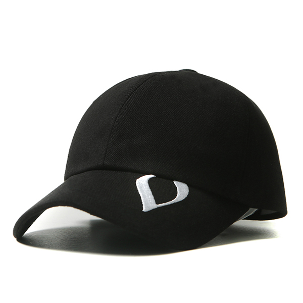 BLACK LINE - V GREAT BALL CAP (black)