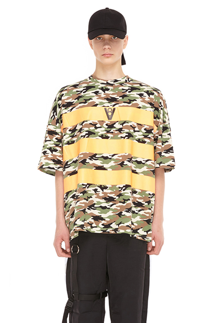 SCOTCH LINE SHIRTS (CAMO)