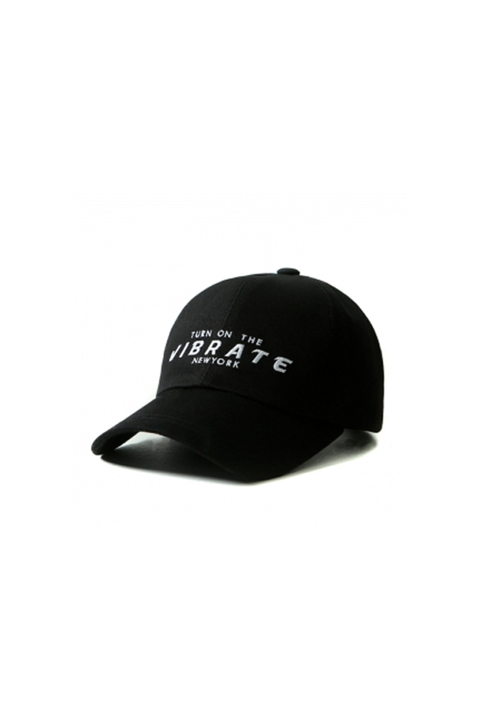 SPACE BALL CAP (BLACK)