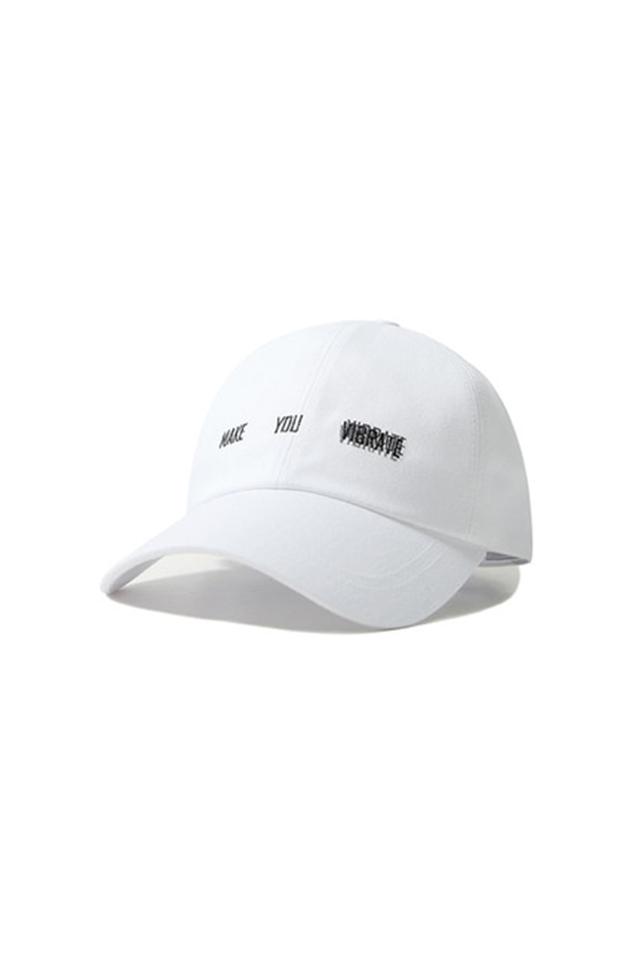 M.Y.V BALL CAP (WHITE)