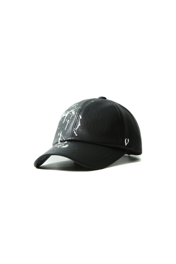 PAINTING BALL CAP (BLACK)