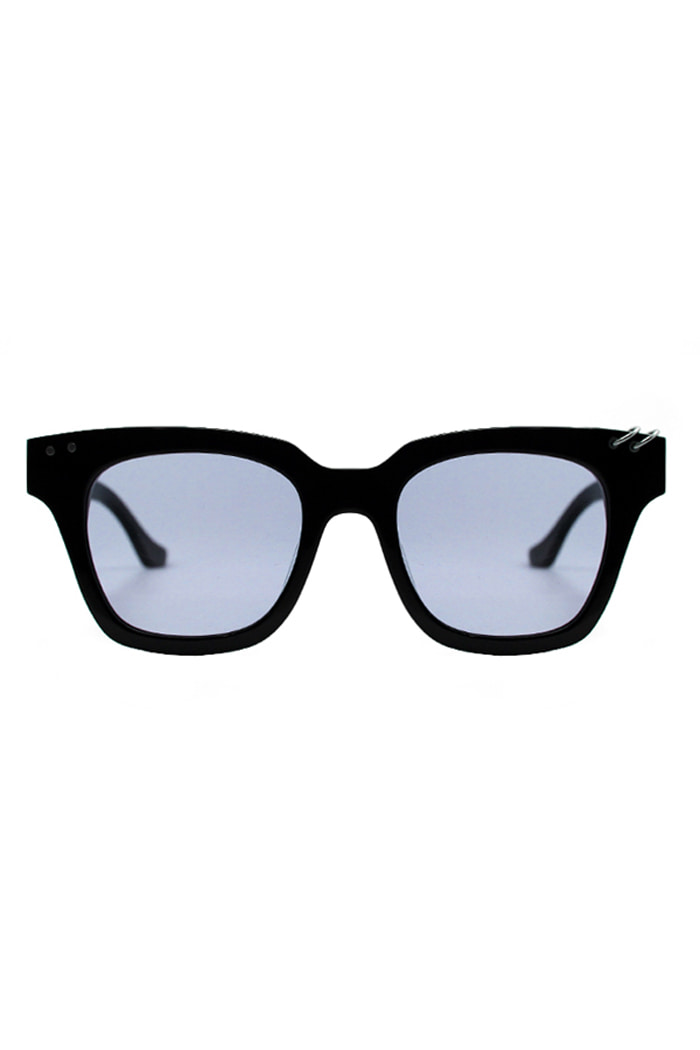 ALO X VIBRATETWIN RING SUNGLASSES (BLUE)