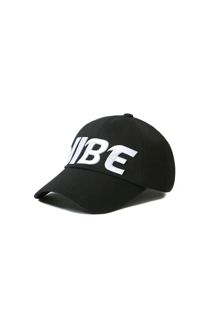 HUGE VIBE BALL CAP (BLACK)