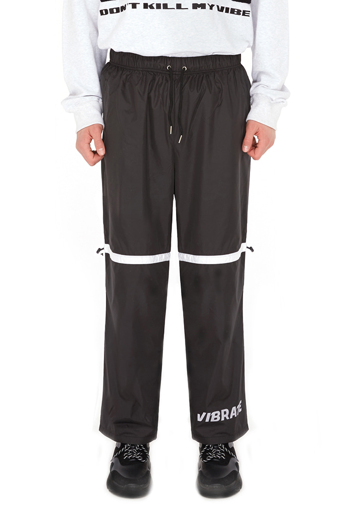 STRING POINT PANTS (BLACK)