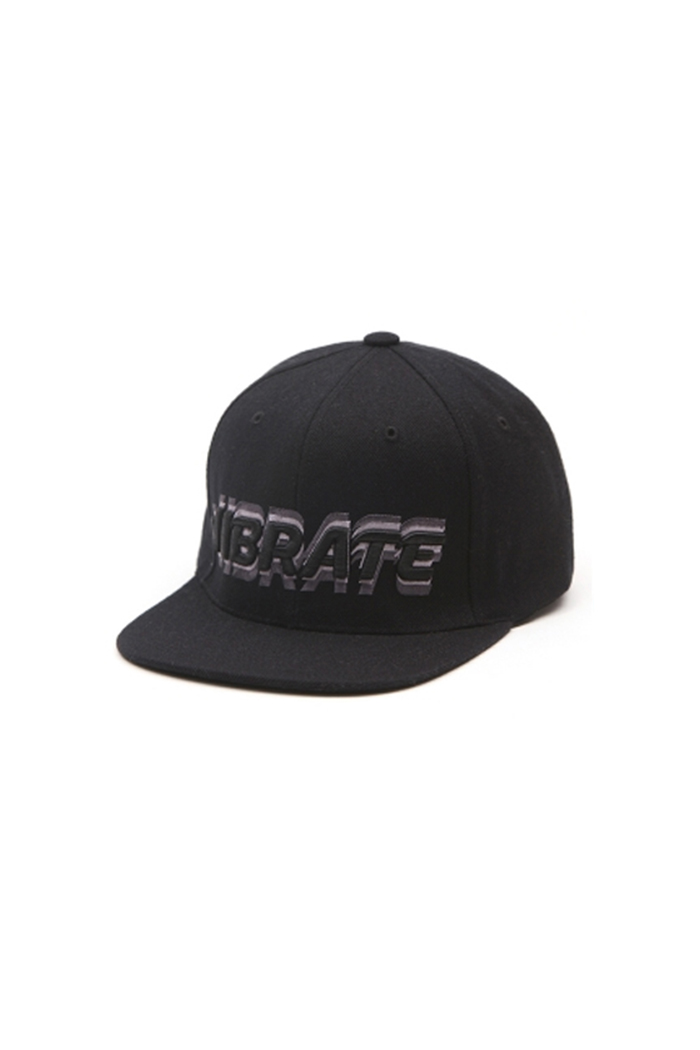SIGNATURE NAME SNAPBACK (BLACK)