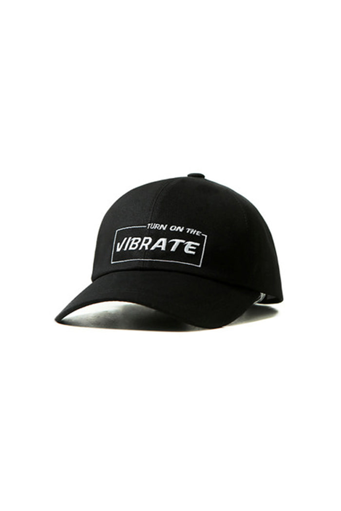 BOX OF TYPO BALL CAP (BLACK)