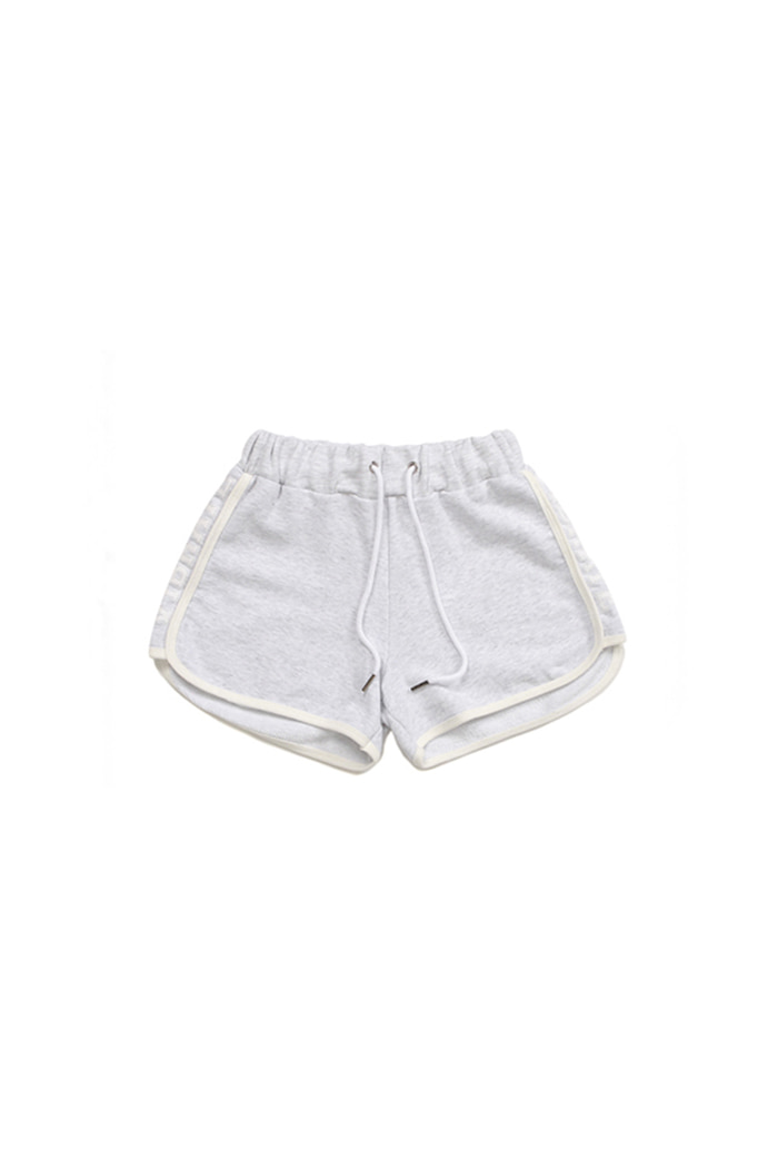 BASIC DOLPHIN SHORT PANTS (MELANGE)