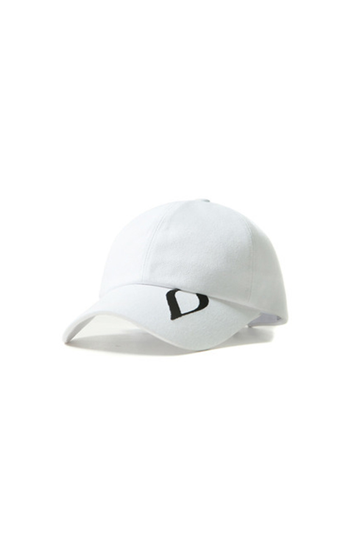 V GREAT BALL CAP (WHITE)