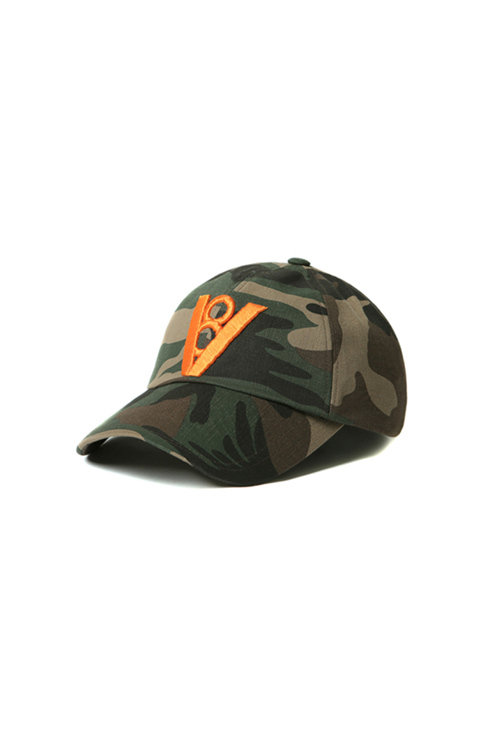 BOLD POINT BALL CAP (CAMO)