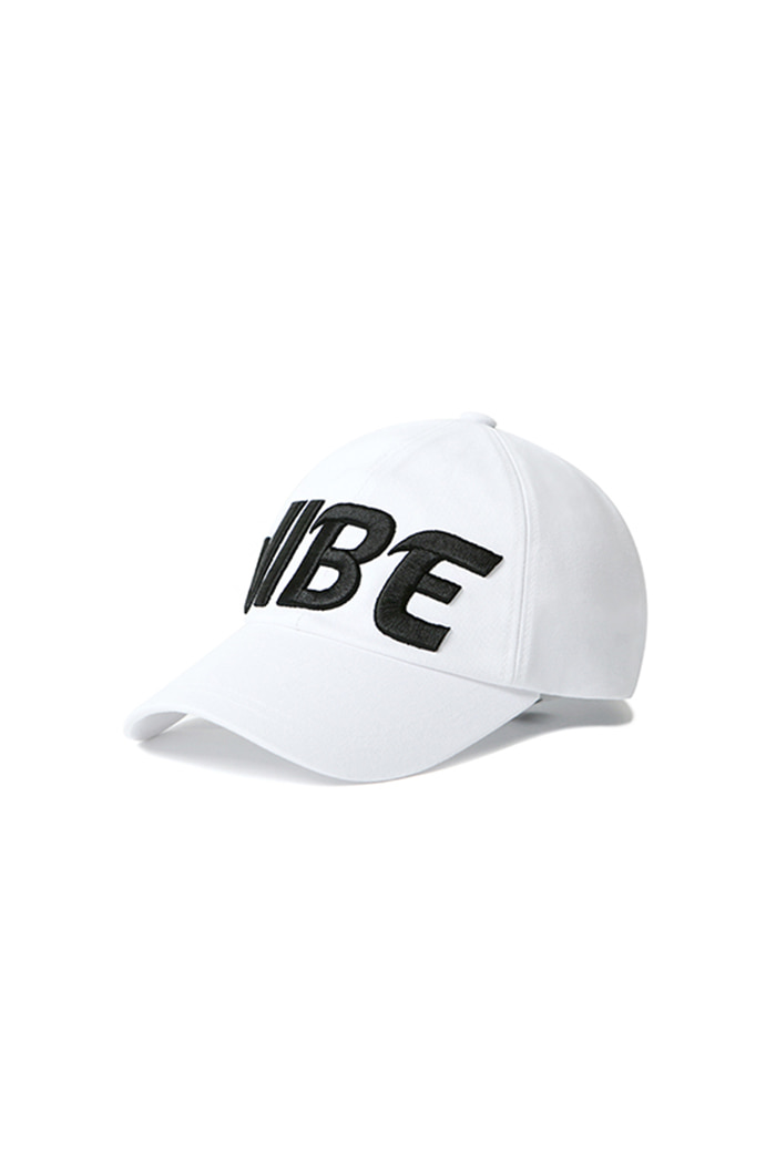 HUGE VIBE BALL CAP (WHITE)