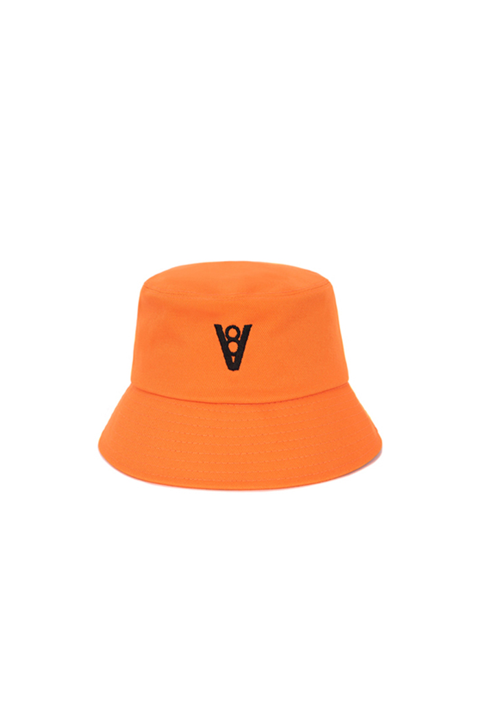 BASIC BUCKET HAT (ORANGE)