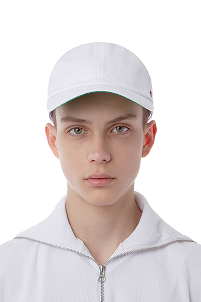 ZICO SSO FANXY BALL CAP (WHITE)