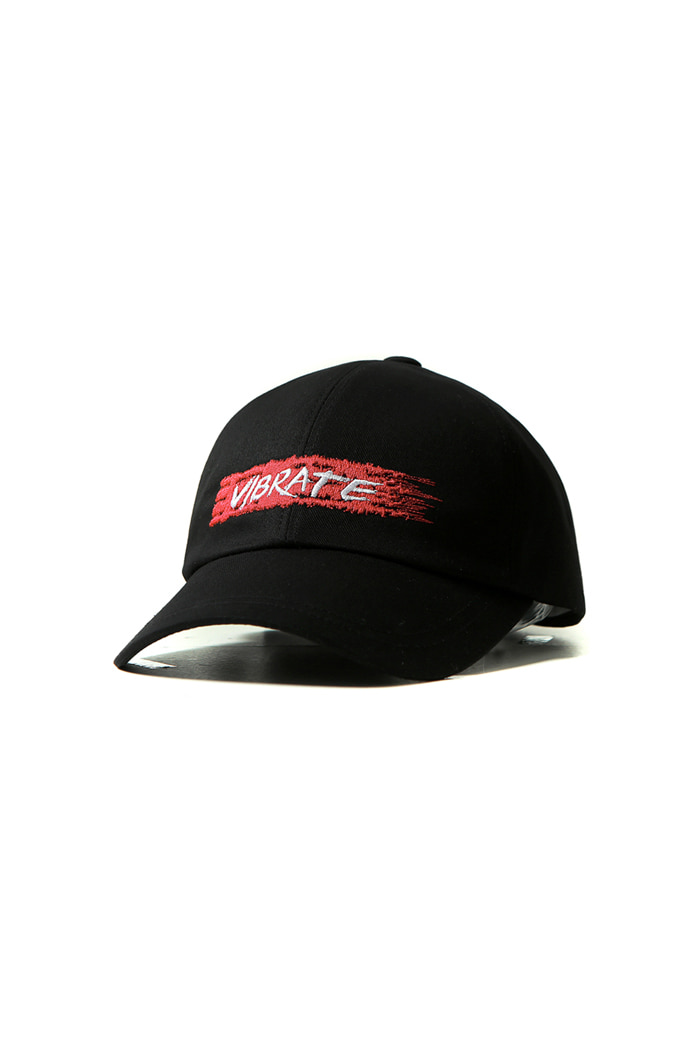 VIBRATEKIDS - BIT BY BIT BALL CAP (BLACK)