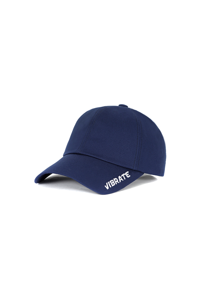 VIBRATEKIDS - SIDE LOGO BALL CAP (BLUE)