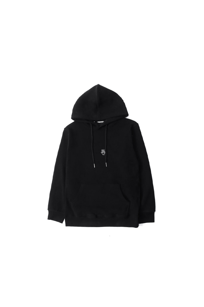 VIBRATEKIDS - WITH TENSION HOODIE (BLACK)