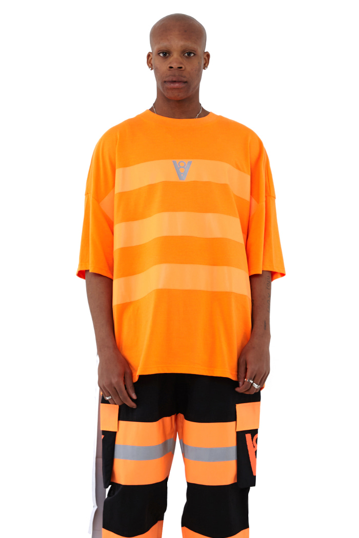 SCOTCH LINE SHIRTS (ORANGE)