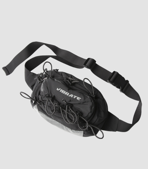 STOPPER SLING BAG (BLACK)