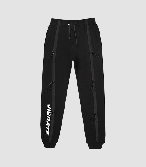 TECH OUTFIT JOGGER PANTS (BLACK)