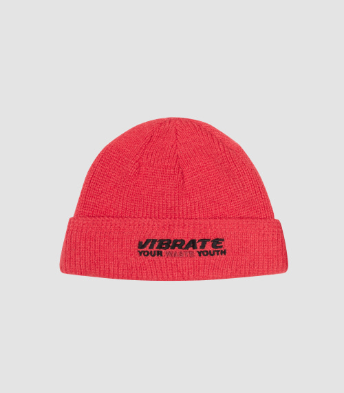 YOUR YOUTH BEANIE (RED)