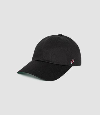 BLACK LINE - SSO FANXY BALL CAP (BLACK)