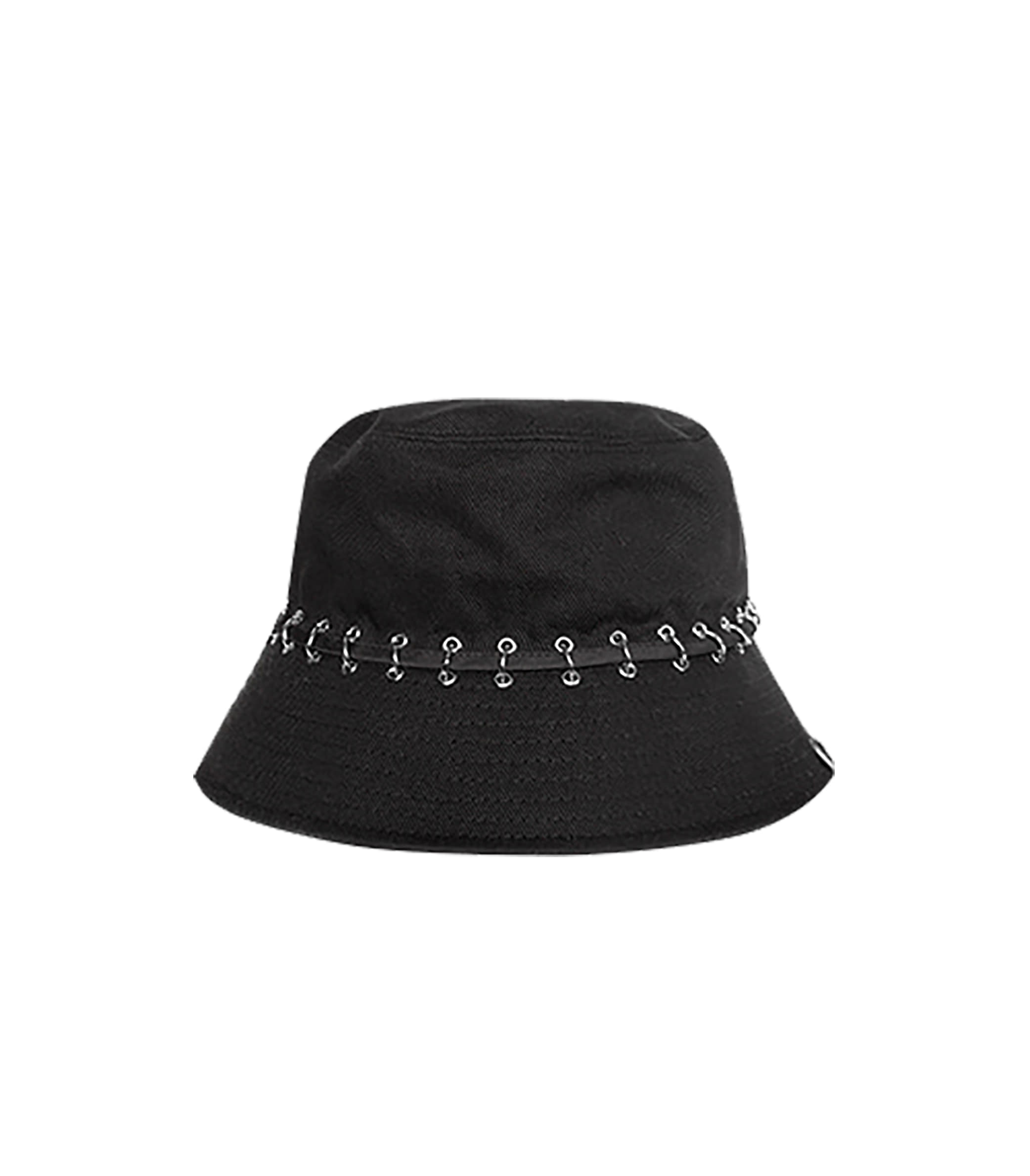 PIERCING DIVISION BUCKET HAT (BLACK)