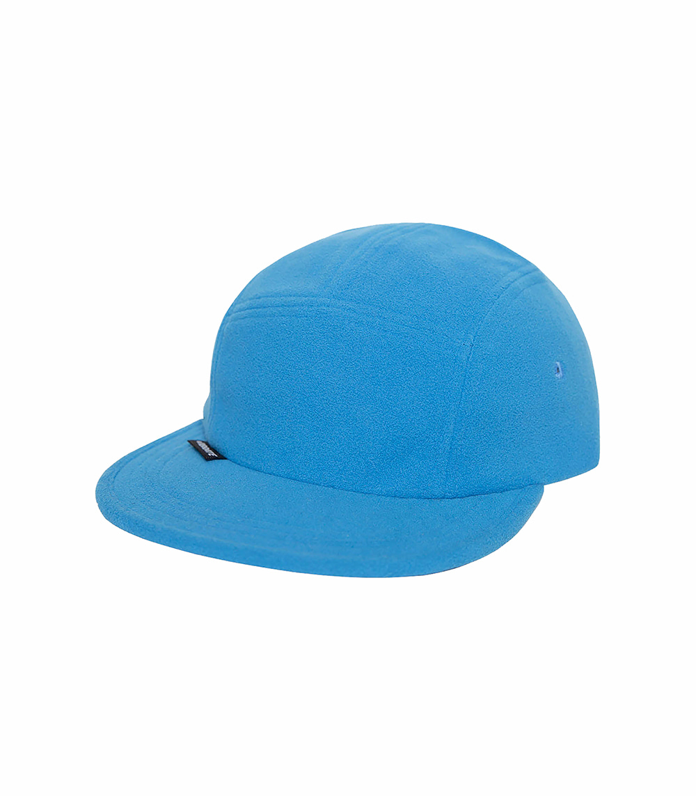 BASIC LINE FLEECE CAMP CAP (BLUE)