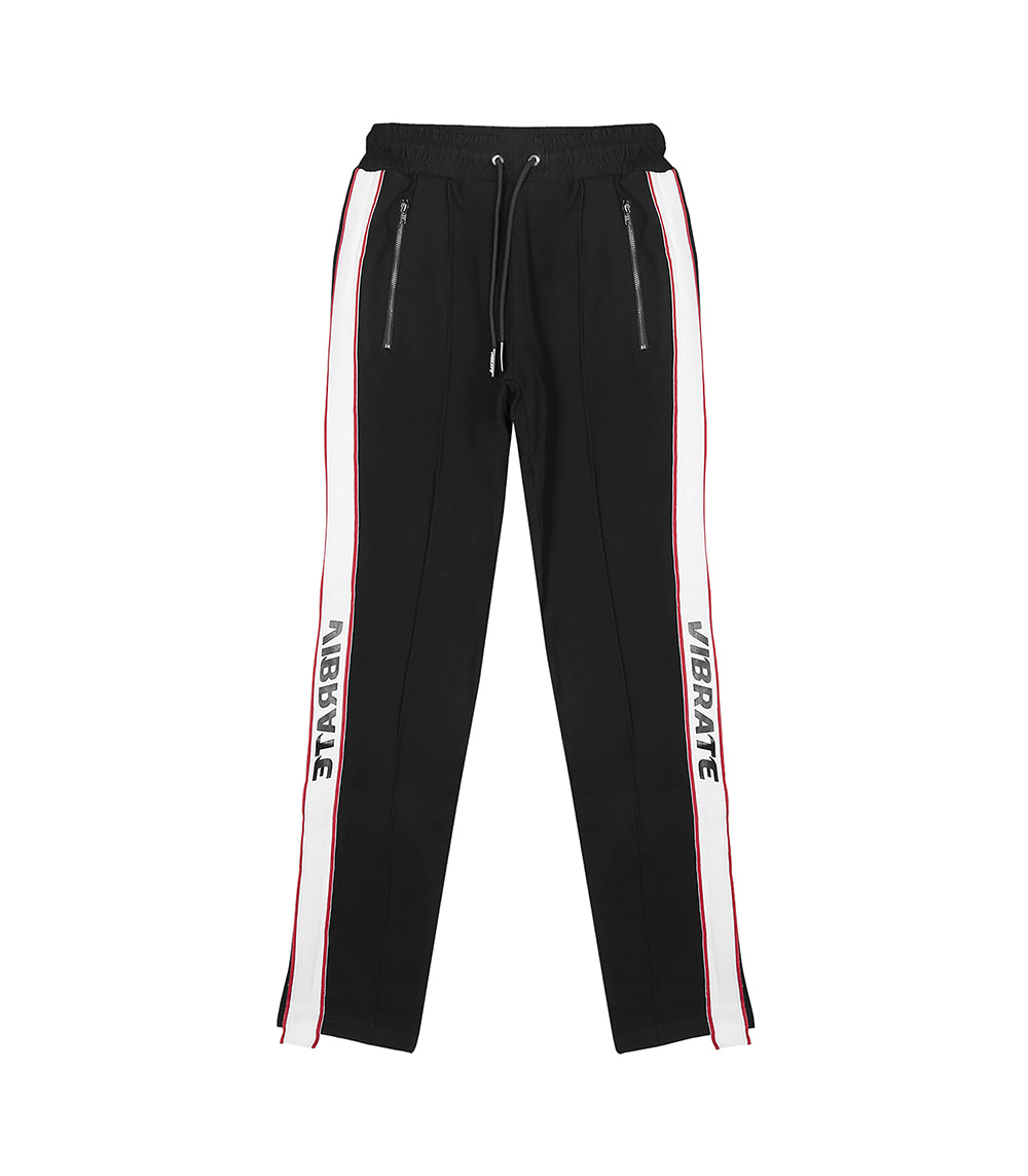 SPACE TRIP ROAD PANTS (BLACK)