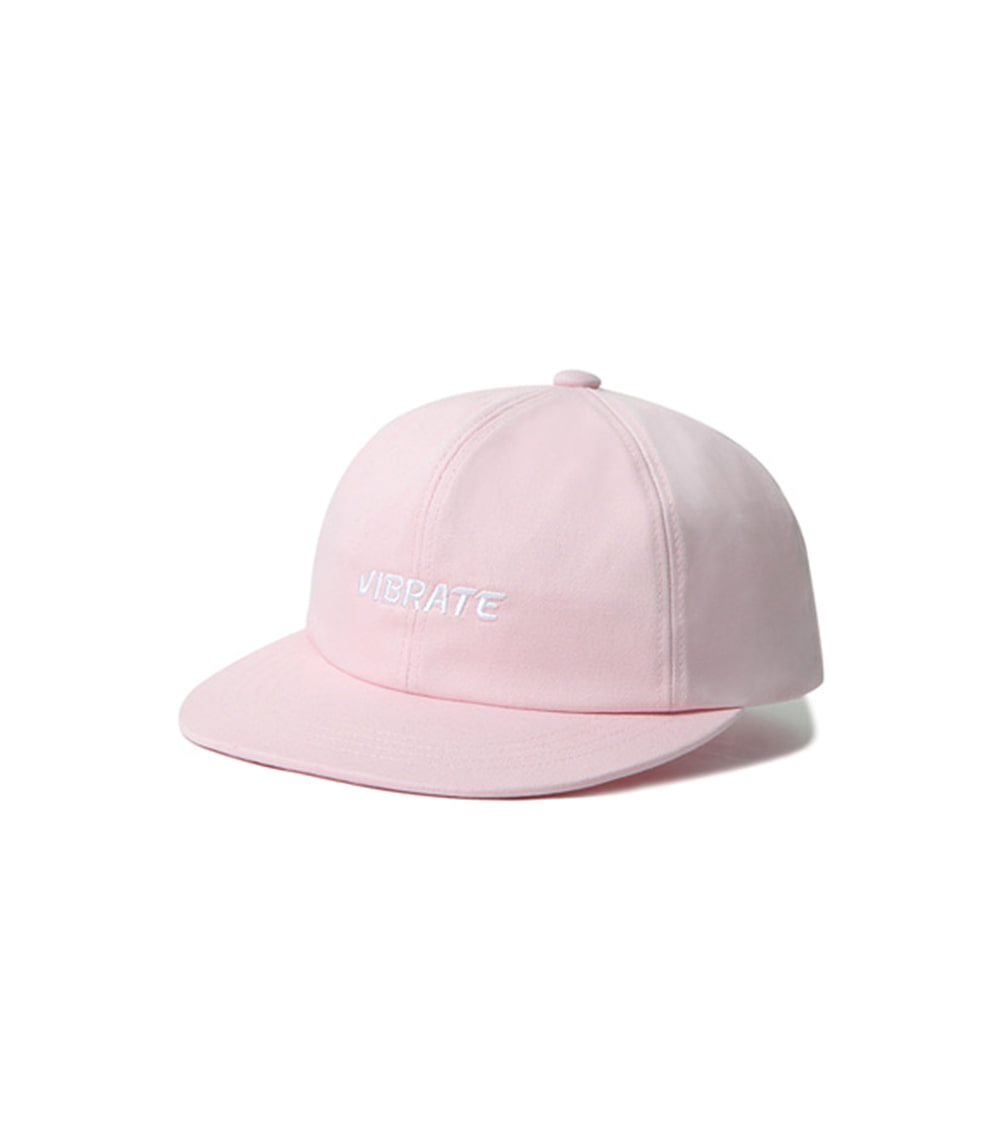 RAW STRAP BB CAP (PINK)